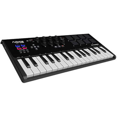 Controller midi M-Audio Axiom AIR Mini 32