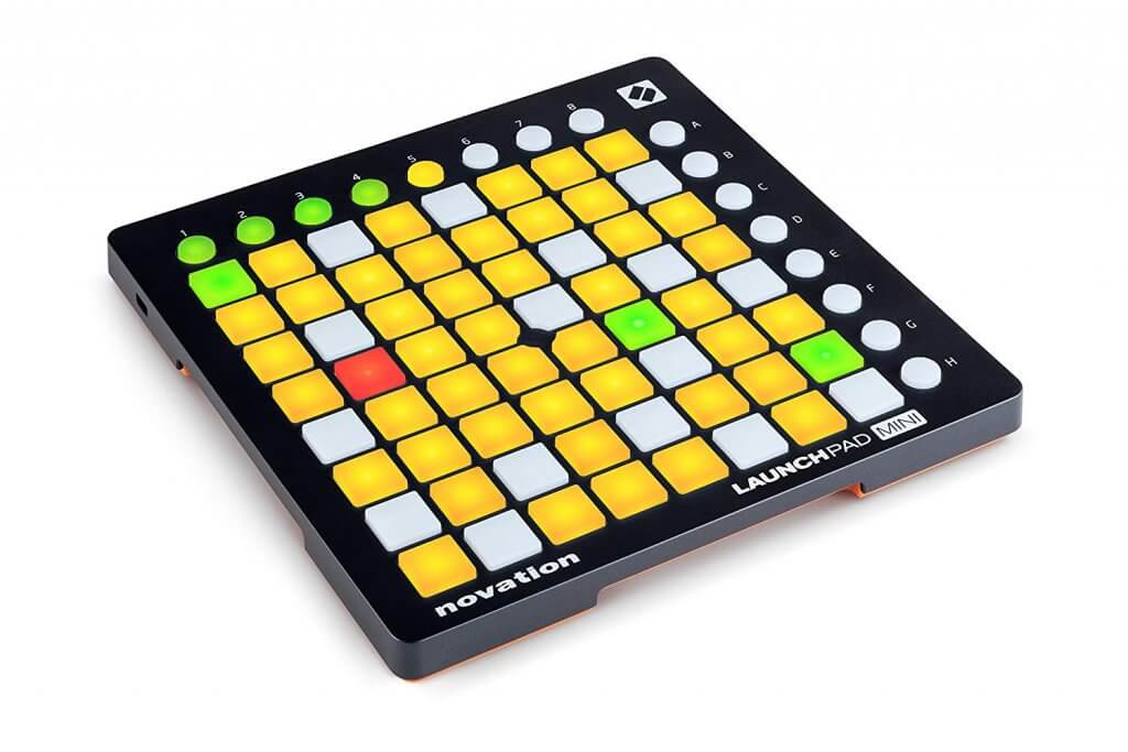 Midi Novation Launchpad Mini MKII