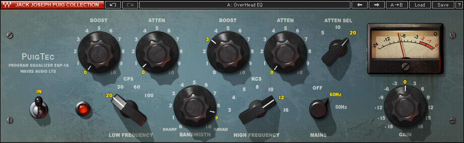 come equalizzare un suono