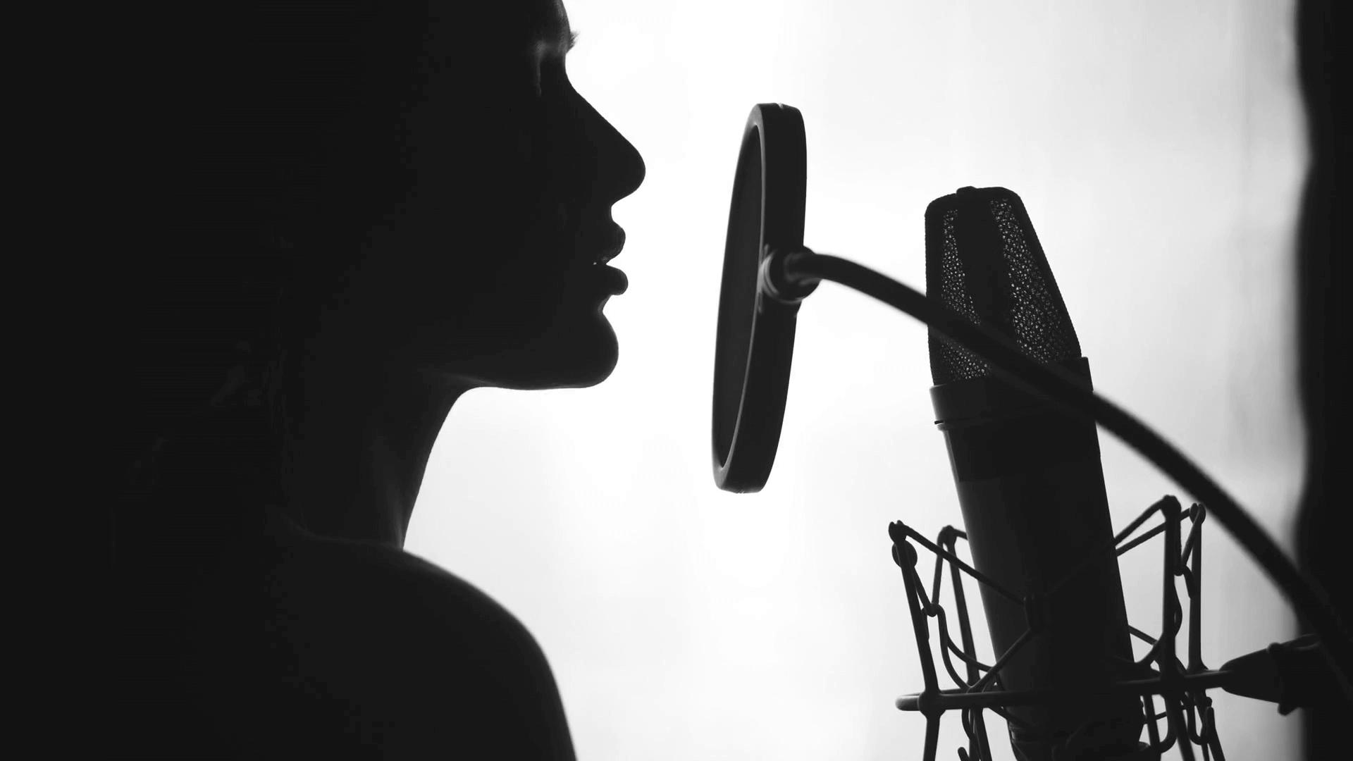 Come registrare la voce