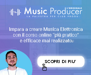 Corso Ableton Online - Music Producer - Originiale